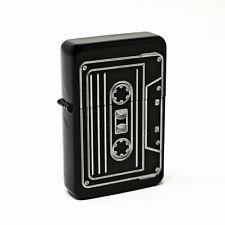 Lighter- Cassette Tape Black lighter R1