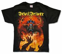 DevilDriver Exorcism Black T Shirt New Official Band Merch