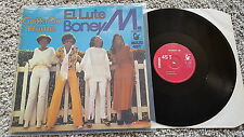 Boney M. - El Lute/ Gotta go home 12'' FRANCE [Duck Sauce - Barbra Streisand]