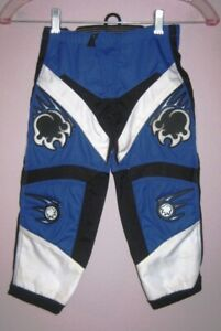 Ocelot Racing Motorcross Youth Size T4  20 Blue White Black Pants