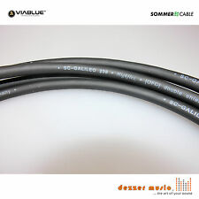 1x12m sym XLR-Kabel 3pol -High-End-Pro-Sommer Cable Galileo Plus Viablue T6s