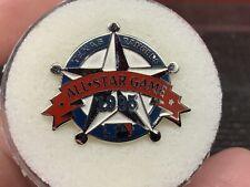 """1995 Texas Rangers """"Balfour"""" Gorgeous Design Vintage All Star Game  Press Pin."""
