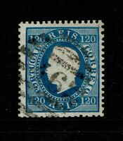 Portugal SC# 46, Used, perf 12.5 - S10054