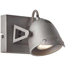Brilliant LED KA Wand Decken Leuchte Spot Strahler Burned Steel Lampe NEU