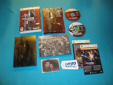 Juego Gears of War 2 Limited Edition Microsoft XBOX 360 Completo Collectors Esp