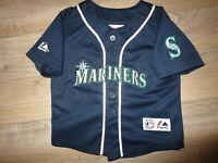 Ichiro Suzuki #51 Seattle Mariners MLB majestic Jersey 2T