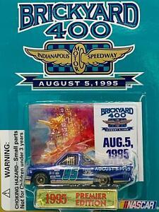 Racing Champions 1:64 Die-cast 1995 Brickyard 400 Event Truck