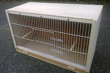 "Single Budgie Breeding Cage  25"" x 15 x 12"
