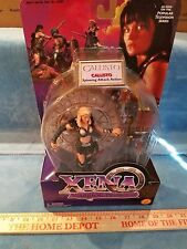 Xena / Callisto w/Spinning Attack Action Figure - NEW MOC