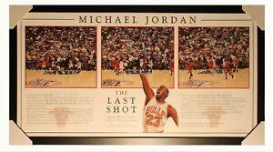 MICHAEL JORDAN  THE LAST SHOT