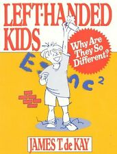 Left-Handed Kids: Why Are They So Different
