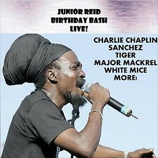 Junior Reid Birthday Bash- Reggae  DJ/Toasting Dancehall Stage Show Rock Ragga