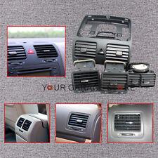 4Stück  Armaturenbrett Belüftungsöffnung Air Vent Für VW Golf Jetta MK5 05-10