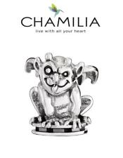 Genuine CHAMILIA 925 sterling silver BEASTIE GARGOYLE charm bead, Halloween