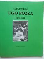 Sculture di Ugo Pozza 1882-1945Neri arte opere scultura mure san michele nuovo