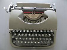 Max Bill Schreibmaschine - Typewriter Patria von 1949