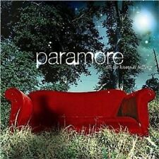 """PARAMORE """"ALL WE KNOW IS FALLING"""" CD 10 TRACKS NEU"""