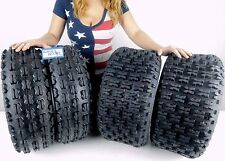 MASSFX ATV Tires 22X7-10 22x10-10 4 Set 4ply YAMAHA Bear Tracker 250 1999-2005