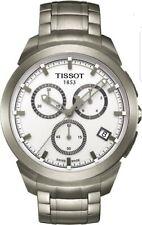 Mens ....Tissot T0694174403100 Titanium Watch. Bnwt!!