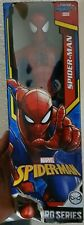 Collectible Big Spider-Man Titan Hero Series Action Figure Marvel Large 2012 NIB