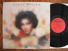 Nancy Wilson LP 1977 I've never been to me EX + stereo Capitol ST 11659