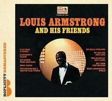 Louis Armstrong, Oscar Peterson - And His Friends [New CD] UK - Import