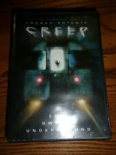CREEP - WIDESCREEN - DVD - WATCHED ONCE!!