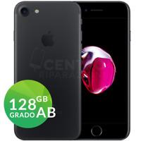 APPLE IPHONE 7 128GB NERO OPACO GRADO AB RIGENERATO RICONDIZIONATO GARANZIA 12 M