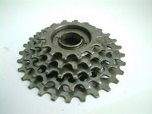 Regina Corsa, Wide Range  5 Speed Freewheel , 14-28 Teeth,  1.37 x 24 TPI