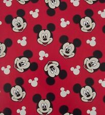 Disney mickey mouse gift wrapping paper -birthday-christmas 1m X 70cm