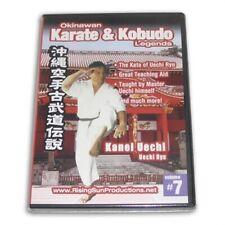 Okinawan Uechi Ryu Karate + Kobudo Legends #7 Dvd Kanei Uechi Rs0613 Kanbun Rare