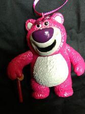 Disney Toy Story Lotso Pink Bear Christmas Ornament