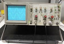 Tektronix 2235 100mhz Oscilloscope Cald Inc Probesmanualscd
