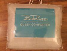 Bella Russo White Queen Comforter - New