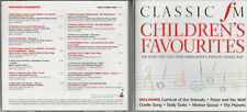 CD 2005 - CHILDREN'S FAVOURITES THE MUSIC THEY LOVE FROM POPULAR 'SCHOOL RUN'