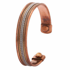 Bio Celtic Magnetic Copper Bracelets-Bangle Arthritis Pain Relief Strength