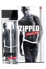 Zipped Man Premier EDT spray for men, 100ml: masculine fragrance, new in box