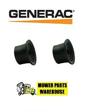 2 NEW GENUINE OEM GENERAC 0J8836 ISOLATOR FOOT RUBBER MOUNT GP 6431-0 6432-0 ETC