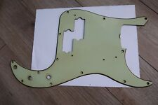 '60-'64 Fender Precision Pickguard Mint Green 1964 61 62 63 Relic / Aged 64 65