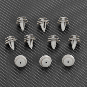 30Xdoor Trim Panel Clips 01553-07111 Fit for Nissan Altima Infiniti G35 / Q45