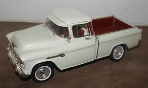 Ertl 1955 Chevrolet Chevy Pickup Truck 1/18 Scale Diecast
