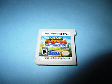 Sonic Boom: Shattered Crystal (Nintendo 3DS) XL 2DS Game