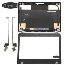 Lenovo ThinkPad E450 E455 E460 E465 Lcd Back Rear Cover + Bezel + Hinge Plastic