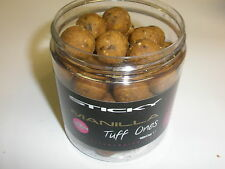 Sticky Baits Manilla 16mm Tuff Ones Hard Hookbaits Carp Fishing