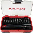 Winchester Gunsmith Professional 51 Piece Screwdriver Set - 363158 Brand New