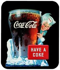 HAVE A COKE MOUSE PAD 1/4 IN. FOOD BEVERAGE MOUSEPAD