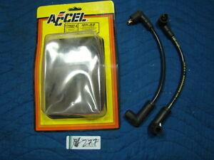 NEW Accel 8.8 spark plug wires 4 Harley FXR FXRS FXRT FXRD FXRP FXLR EPS14277