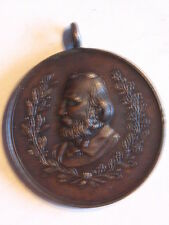 Medaglia pellegrinagigo a caprera 1887 Garibaldi risorgimento