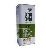 TerraKreta - Cold-pressed Extra virgin olive oil Crete 5 Litre
