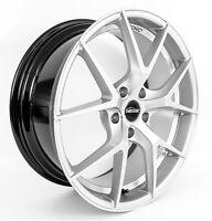 Seitronic® RP5 Hyper Silver Alufelge 8x18 5x112 ET45 Audi A3 Sportback 8P 8PA